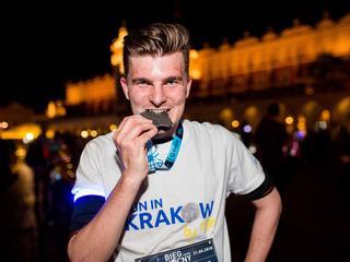 Święto sportu w Krakowie! Tysiące osób zrobiły to w nocy