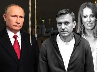Putin rozegrał ich po mistrzowsku. Dziś rosyjska opozycja walczy sama ze sobą