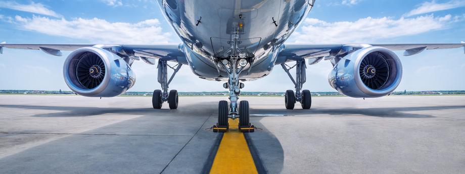samolot podróże latanie