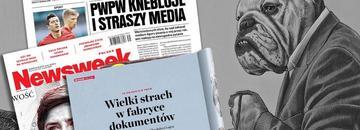 PWPW Krzymek Gazeta Wyborcza Newsweek Woyciechowski