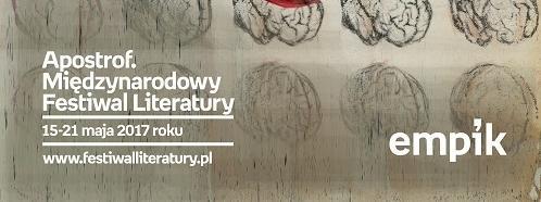 Apostrof Festiwal Literatury