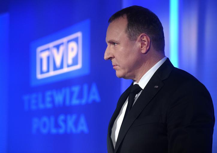 Jacek Kurski TVP media publiczne Telewizja Polska Wiadomości TVP1