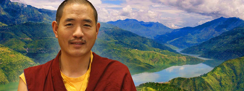 mistrz Drubpon Tsering Rinpocze, buddyzm, medytacja