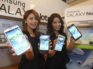 Samsung bije Apple na głowę w Państwie Środka. Dlaczego?