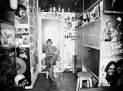 """W 1978 rozpoczęła pracę nad największym cyklem fotograficznym """"Zapisem socjologicznym"""" który tworzyła aż do śmierci w 1997 roku."""