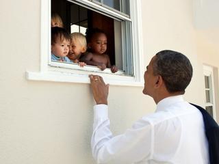 Obama antyrasistowskim wpisem pobił rekord Twittera