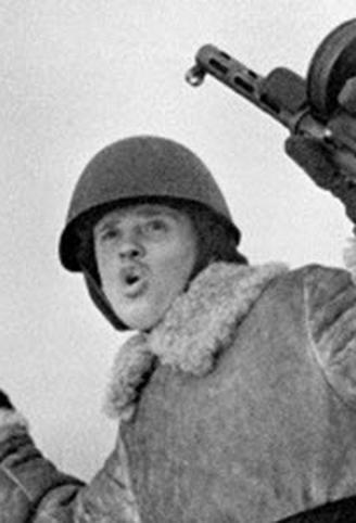 ZSRR II wojna światowa żołnierze