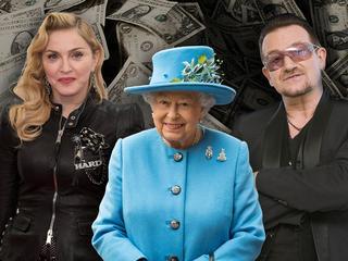Ucieczka do raju: Królowa, Bono, Kidman, Gerhard Schroeder