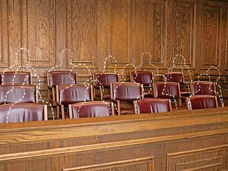Polityka sądowa