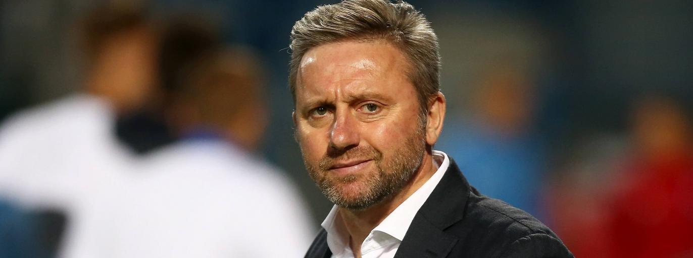 Jerzy Brzęczek, nowy selekcjoner reprezentacji Polski w piłkę nożną