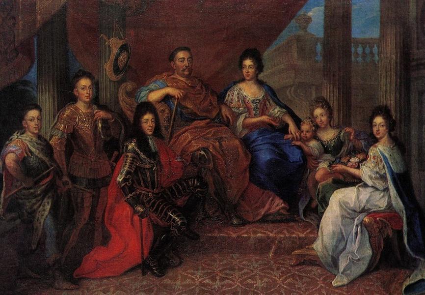Jan III Sobieski, Maria Kazimiera, królowa Marysieńka