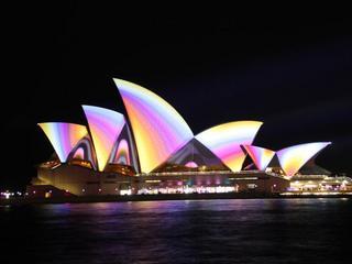 Australia krainą szczęśliwości