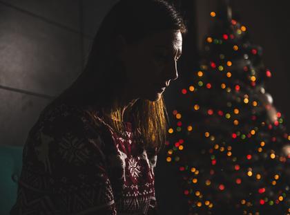 Samotność i depresja w święta Bożego Narodzenia