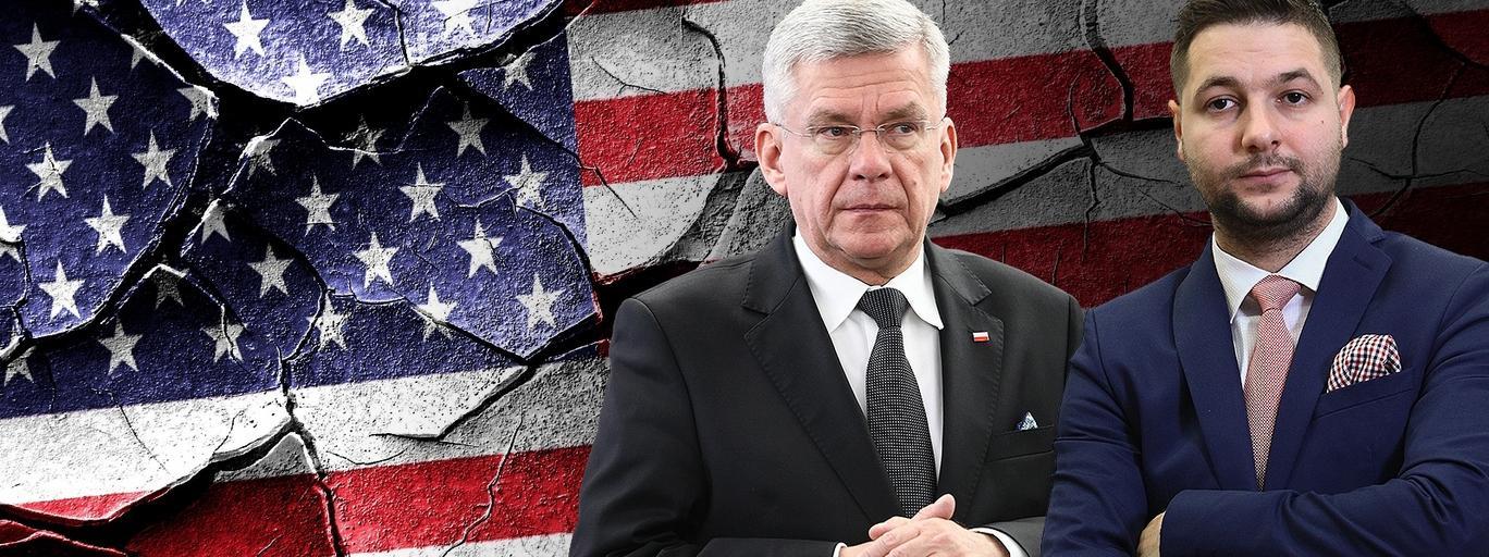 USA Patryk Jaki Stanisław Karczewski