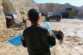 Atak chemiczny w Syrii