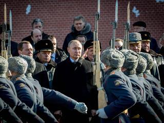 Zimna wojna Władimira Putina