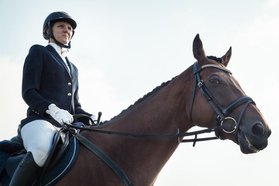 savoir vivre, elegncja, jazda konna, koń