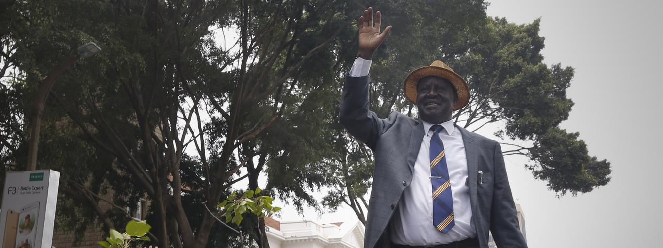 Kenyan Supreme Court orders re-run of presidential election