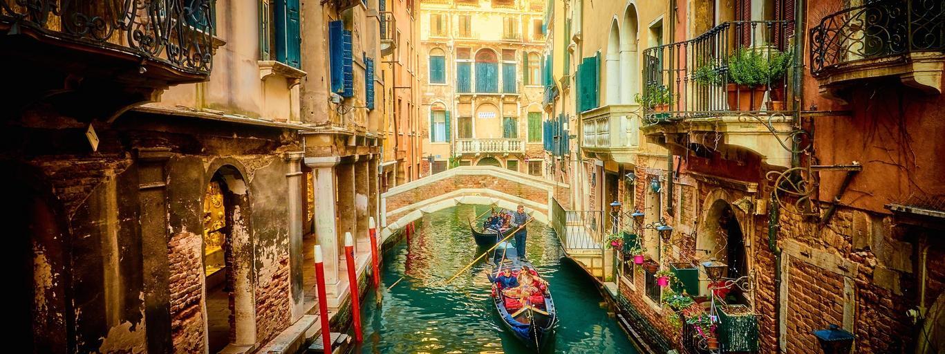 Wenecja Włochy podróże turystyka