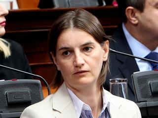 Lesbijka premierem Serbii? To może wstrząsnąć całymi Bałkanami