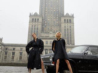 """Nie tylko okładka. Środek polskiego """"Vogue"""" jest jeszcze bardziej intrygujący"""