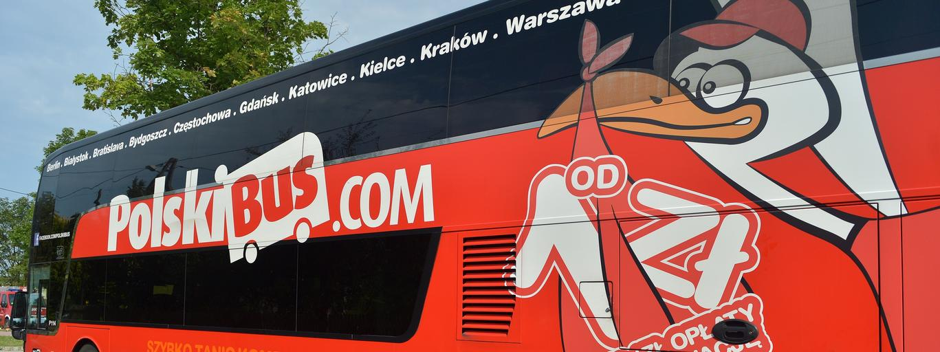 autobus Polski Bus