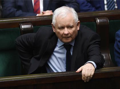 debata nad expose PiS Jarosław Kaczyński