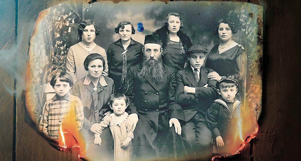 rodzina żydowska
