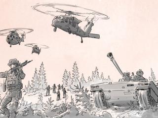 broszura-instrukcja na wypadek wojny w Szwecji