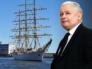 Kaczyński ucieka przed suwerenem