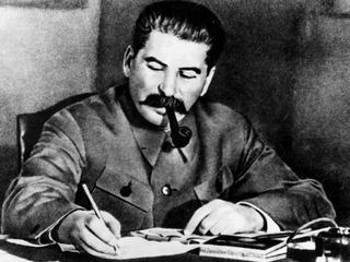 Być jak Józef Stalin