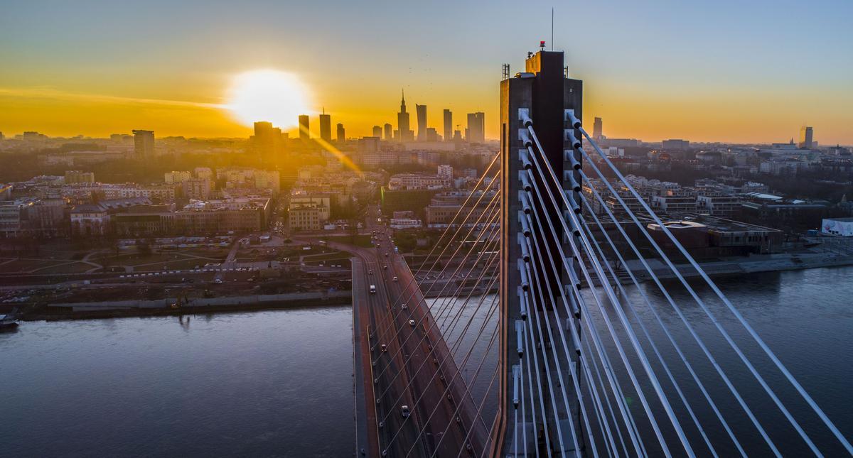 Rynek mieszkaniowy w Polsce w 2017 roku pobił rekord.
