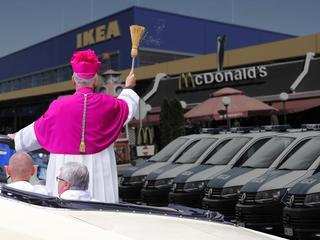 Nie tylko McDonald's. Nie uwierzycie co się w Polsce święci