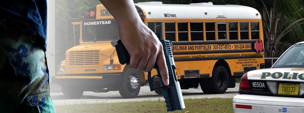 Strzelanina w Parkland na Florydzie.