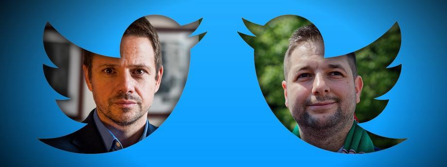 Patryk Jaki Rafał Trzaskowski Jaki Trzaskowski Twitter