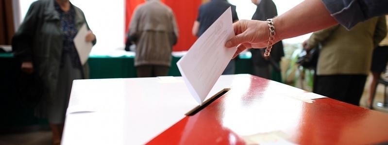 wybory urna