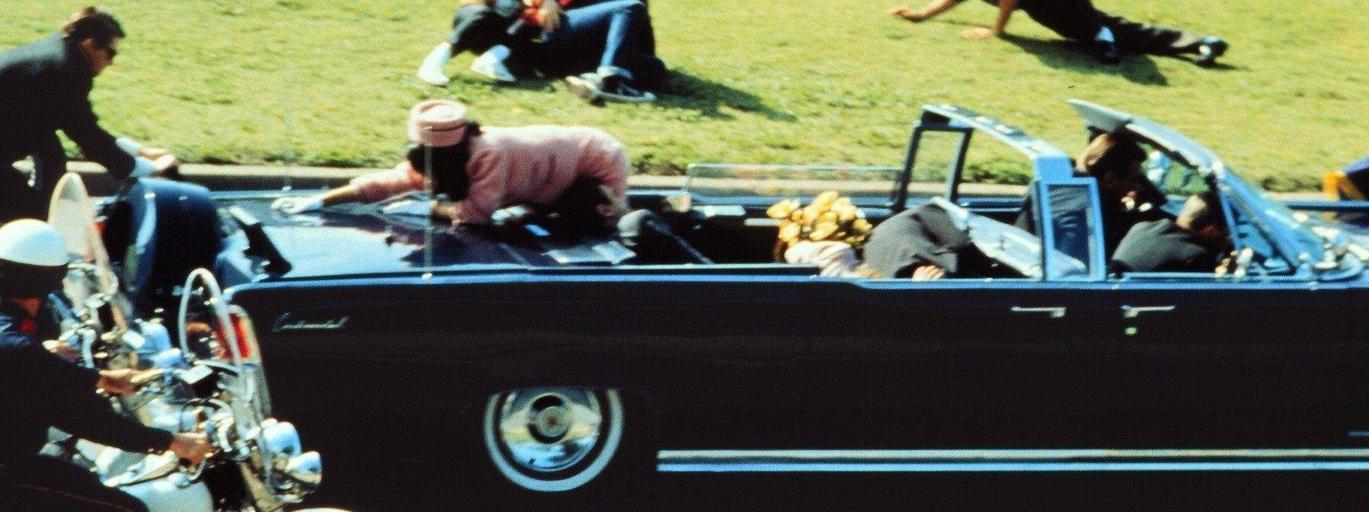 JFK - Tatort Dallas