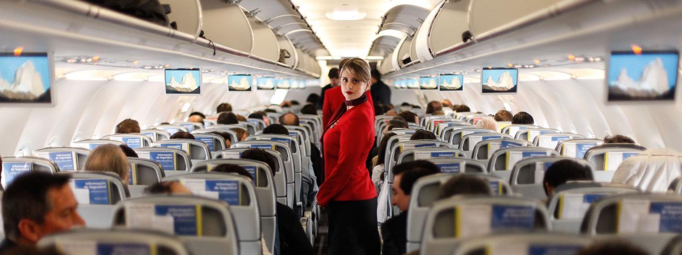 stewardesa, personel pokładowy
