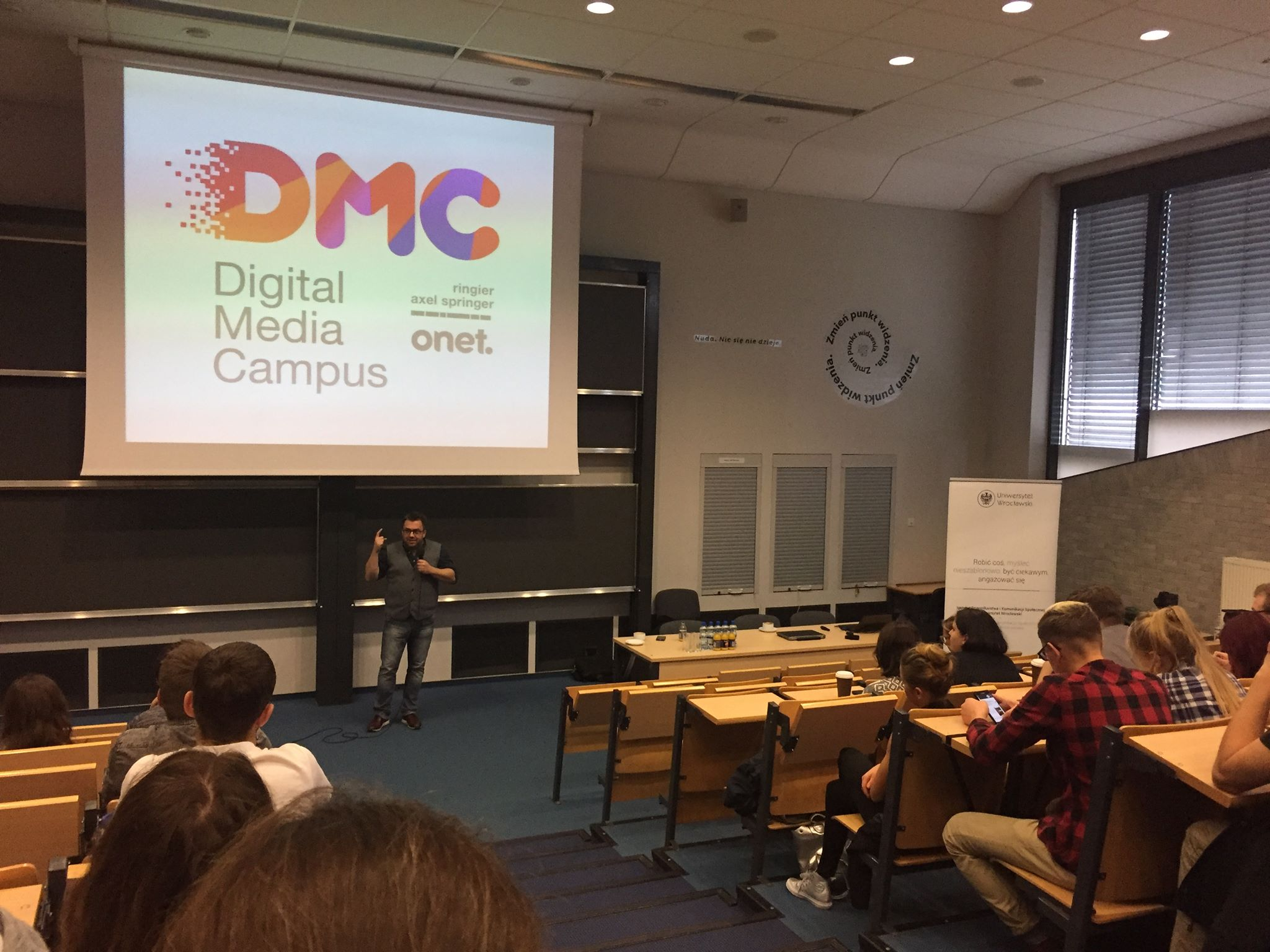 DMC we Wrocławiu