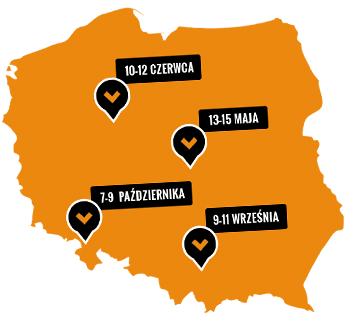 mapa 4x4