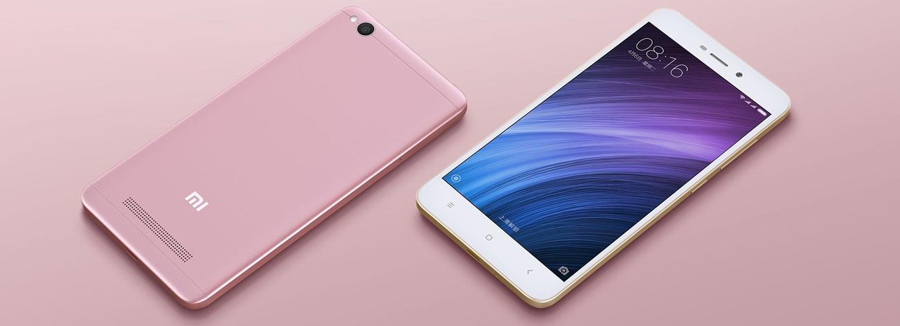 Xiaomi Redmi 4A 32GB ekran 5'' HD IPS
