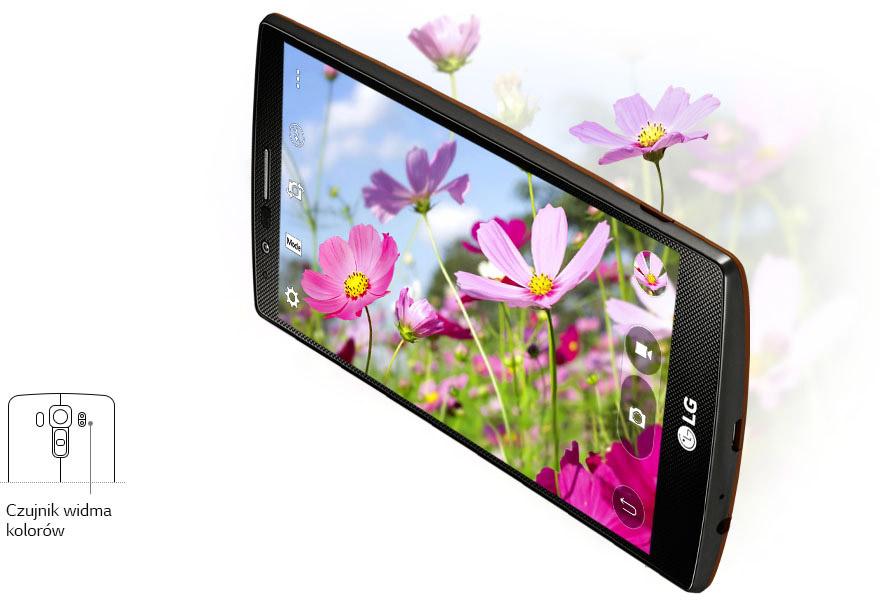 LG G4 kolory