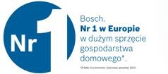 Bosch Nr 1 w Europie