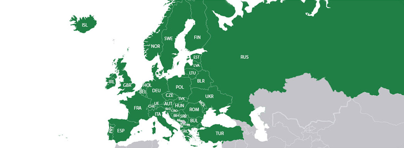 TomTom Start 20 mapa