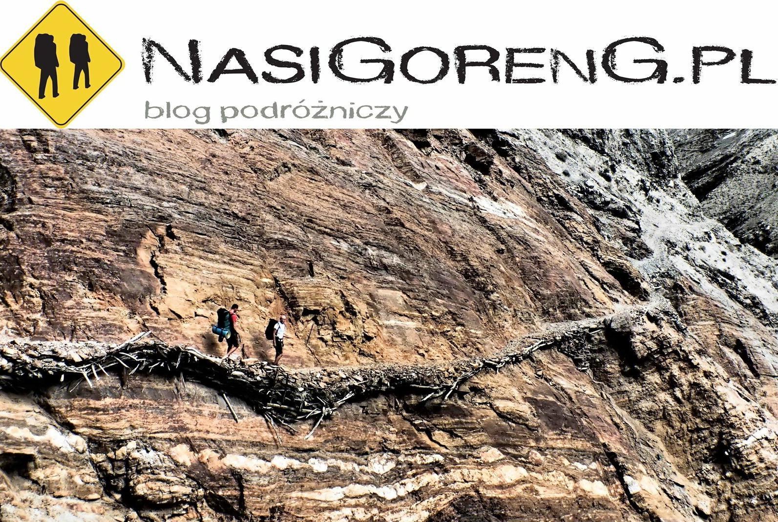 NasiGoreng.pl Blog z podróży prawie dookoła świata