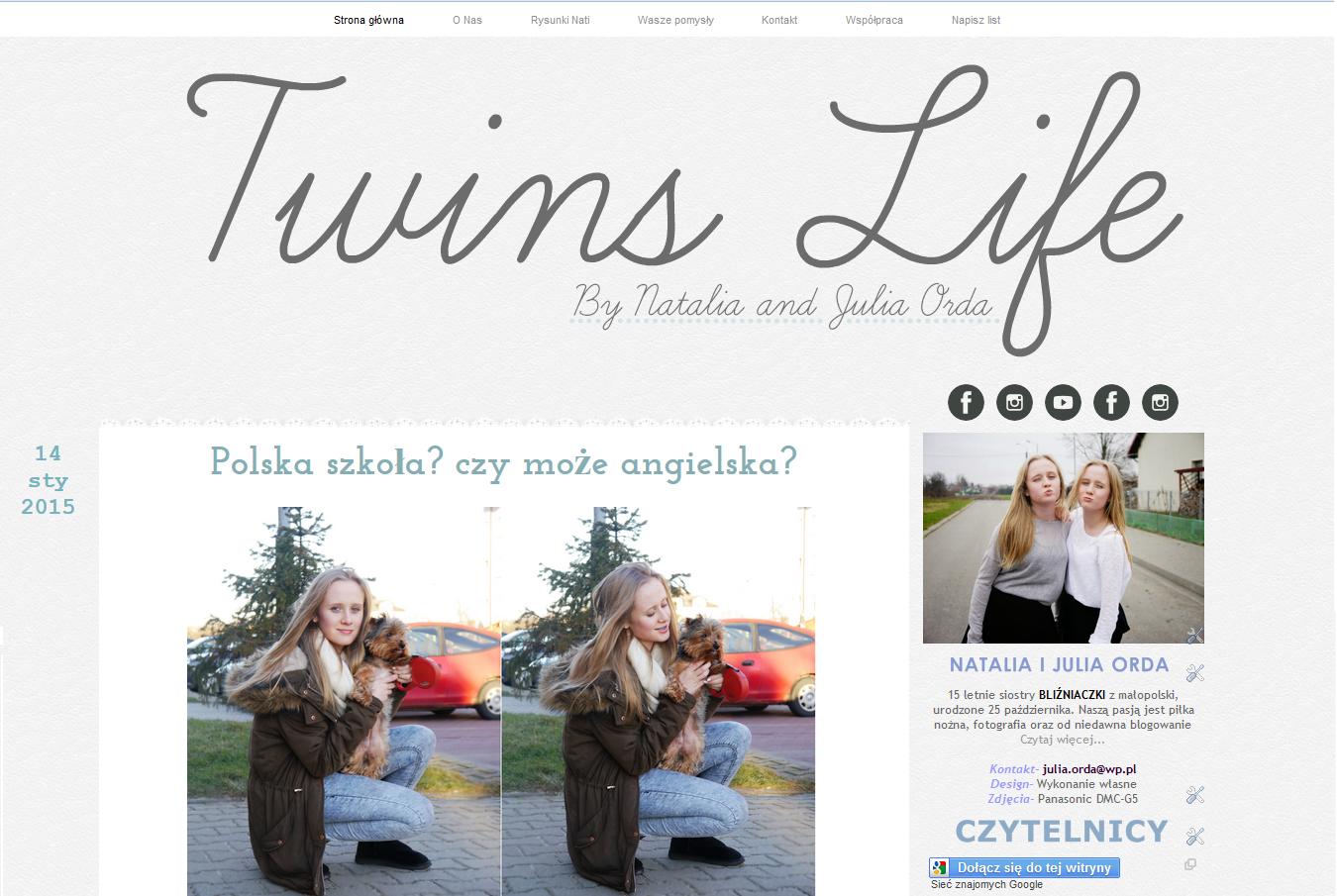 Twins Life.
