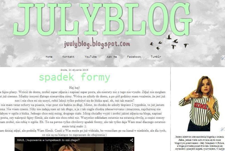 Julyblog