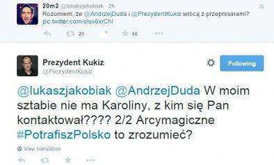 Wątpliwości Pawła Kukiza