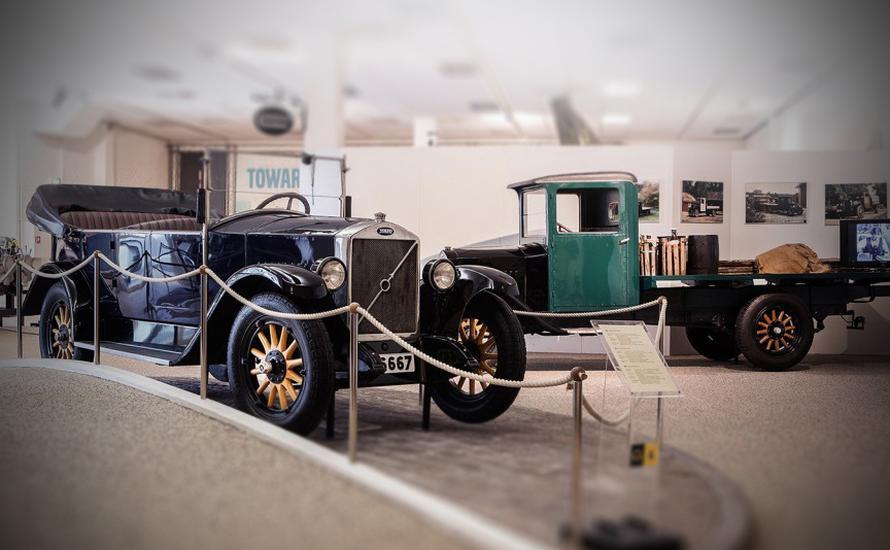 Muzeum Volvo - fascynująca podróż przez historię motoryzacji