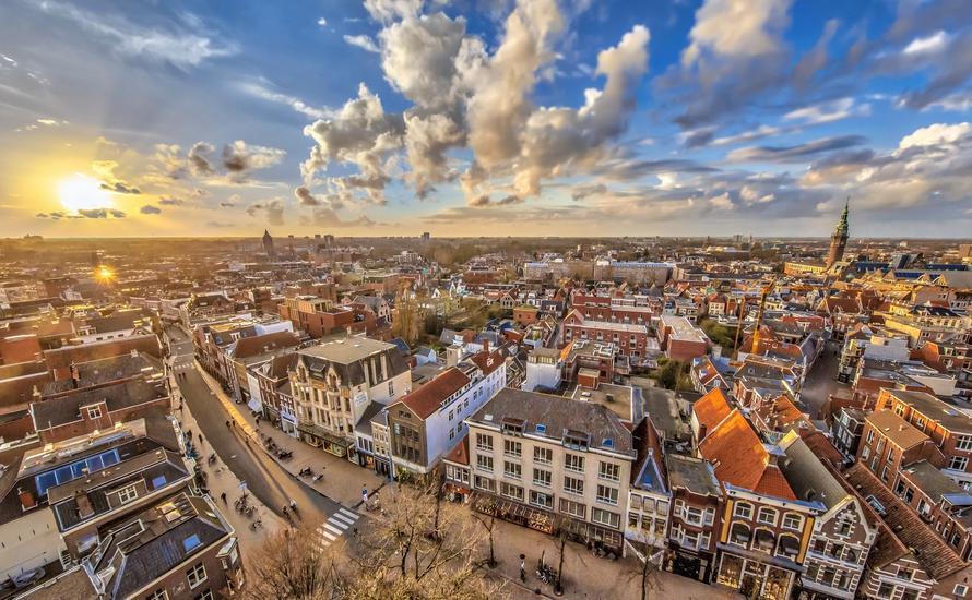 Groningen - chroniczny brak nudy